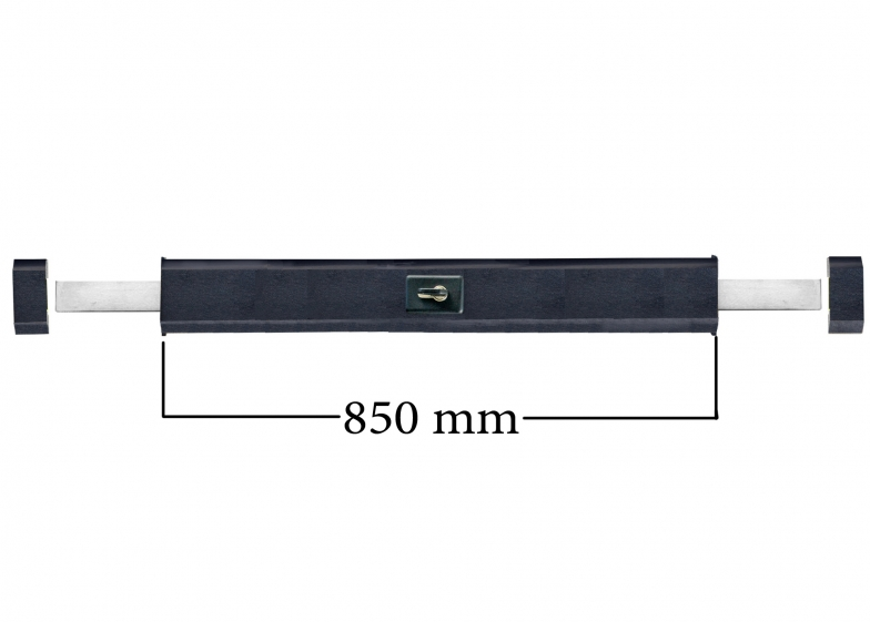 Two point-of-contact Lock 2002 for surface mounting - BOLT