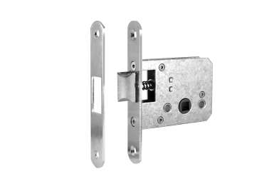 Door lock without key 2007