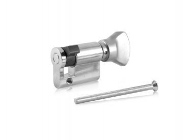 Cylinder Half with Knob without Profile Cylinder