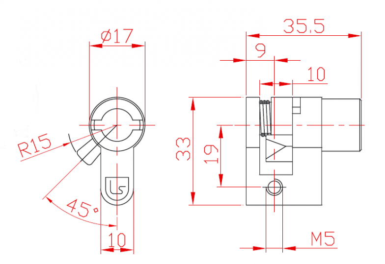 Automatic Cylinder