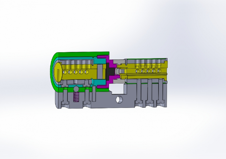 Cylinder S-Max
